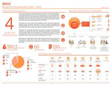 Mali: HRP 2020 en un clin d'oeil