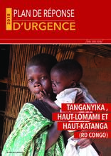 RD Congo - Tanganyika, Haut-Katanga et Haut-Lomami : Plan de Réponse d'Urgence (Juin - Novembre 2018)