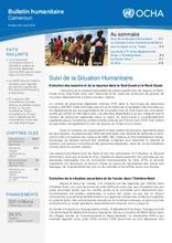 Cameroun: Bulletin humanitaire No 09, Août 2018 [En/FR]
