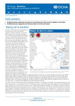 RD Congo - Nord-Kivu : Note d'informations humanitaires du 20 septembre 2018