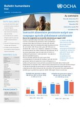 Mali : Bulletin humanitaire septembre - mi-novembre 2018 / Mali: Humanitarian bulletin September - Mid-November 2018