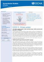 Ethiopia Bi-Weekly Humanitarian Bulletin, 14 - 27 SEP 2020 [EN]
