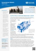 OCHA: Humanitarian Bulletin Afghanistan Issue 71 | 1 – 31 December 2017