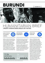 Burundi Humanitarian Brief November 2016