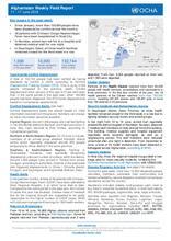Afghanistan Weekly Field Report | 11 - 17 June 2018