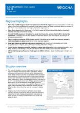 Lake Chad Basin: Crisis Update No. 16 - 08 June 2017