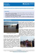 Iraq: Floods. Flash Update No. 2 | Issued on 27 November 2018
