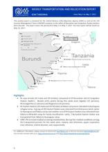 IOM Tanzania Burundi Influx - Weekly Report from 01 to 07 May, 2017