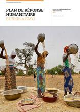 Burkina Faso : Plan de Réponse Humanitaire 2021