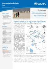 OCHA Iraq Humanitarian Bulletin September 2016 | Issued on 15 October