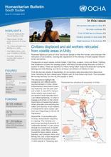 South Sudan: Humanitarian Bulletin, Issue 15 (05 Oct 2016)