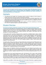 Ethiopia: Humanitarian Response Situation Report No. No. 15 (October 2017)