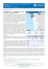 Colombia – Flash Update No. 2: Desplazamiento masivo y confinamiento en Bajo Baudó (Chocó)