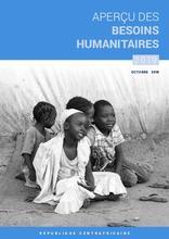 RCA: IASC Aperçu des Besoins Humanitaires (oct 2018)