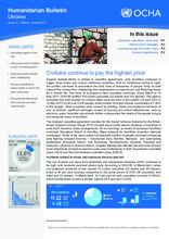 Humanitarian Bulletin: Ukraine | Issue 17 | 1 March – 30 April 2017 [EN/UK/RU]