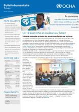 Tchad Bulletin Humanitaire_août 2016