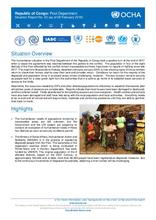 Republic of Congo: Pool Department Situation Report No. 03 (as of 08 February 2018) [EN/FR]