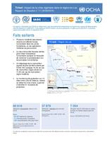 Tchad: impact de la crise nigériane dans la région du Lac - Rapport de Situation n° 17 (30/08/2016)