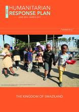 Swaziland Humanitarian Response Plan, November 2016