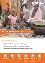 Lake Chad Basin: Crisis update No.25 - September 2018