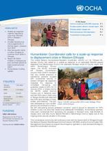 Ethiopia Bi-Weekly Humanitarian Bulletin, 7 - 20 January 2019
