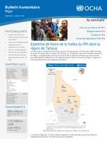 Niger: Bulletin Humanitaire Septembre-Octobre 2016