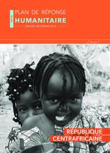 RCA : Plan de Réponse Humanitaire Janv-Déc 2018 [FR]
