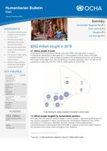 Mali : Humanitarian information Bulletin January-February 2018
