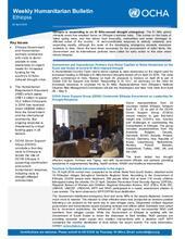 Humanitarian Bulletin, 25 April 2016