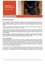 Ethiopia: Ethiopia Humanitarian Preparedness Plan November 2020