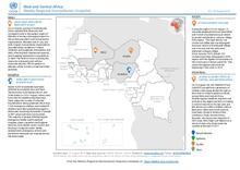 Afrique de l'Ouest et du Centre: Aperçu humanitaire hebdomadaire 20 - 26 Aout 2019 [EN]