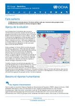 RD Congo - Nord-Kivu : Note d'informations humanitaires du 20 février 2018