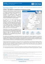 Colombia: Flash Update N°2 - Afectación por inundaciones en Córdoba