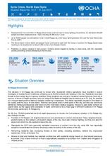 Syria Crisis: North East Syria - Situation Report No. 13 (1 – 31 July 2017)