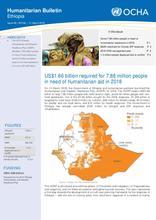 Ethiopia Bi-Weekly Humanitarian Bulletin, 26 Feb - 11 Mar 2018