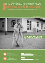 Afghanistan 2016 Humanitarian Response Plan: First Quarter Report (January - March 2016)