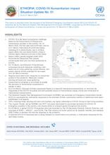 Ethiopia: COVID-19 Situation Update 01, 03 APR 2020 - [EN]