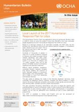 Libya: Humanitarian Bulletin - Issue 10, December 2016