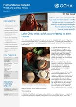 West and Central Africa: Humanitarian Bulletin - March 2017