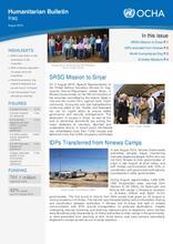 Iraq Humanitarian Bulletin August 2019