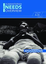 Afghanistan: Humanitarian Needs Overview (2019)