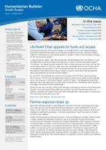 South Sudan: Humanitarian Bulletin, Issue 4 | 10 March 2017