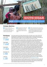 South Sudan Humanitarian Response in Review 2020