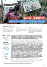 South Sudan Humanitarian Response in Review 2020