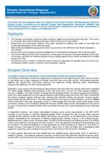 Ethiopia: Humanitarian Response Situation Report No. 14 (as at 30 September 2017)