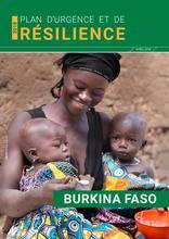 Burkina Faso 2018 : Plan d'urgence et de résilience