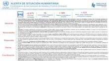 Alerta por confinamiento en los municipios de Dabeiba y Frontino, Antioquia 15/04/2021