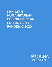 Pakistan Humanitarian Response Plan For COVID-19 Pandemic 2020