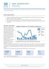 Niger : Région de Diffa Rapport Mensuel Novembre 2020