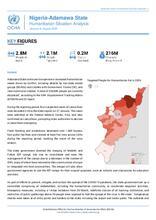 Nigeria North-East: Adamawa State Humanitarian Situation Analysis (January - August 2020)